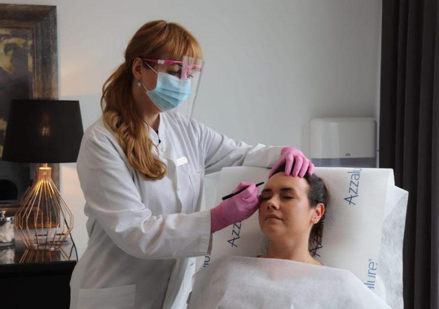Zabiegi medycyny estetycznej u Pani Dr n.med. Anny Galęby